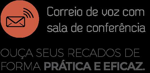 Correio De Voz Com Sala De Conferência  - Funções Especiais ISION IP