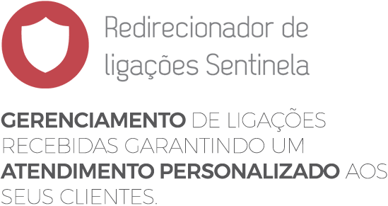 Redirecionador De Ligações Sentinela  - Funções Especiais ISION IP